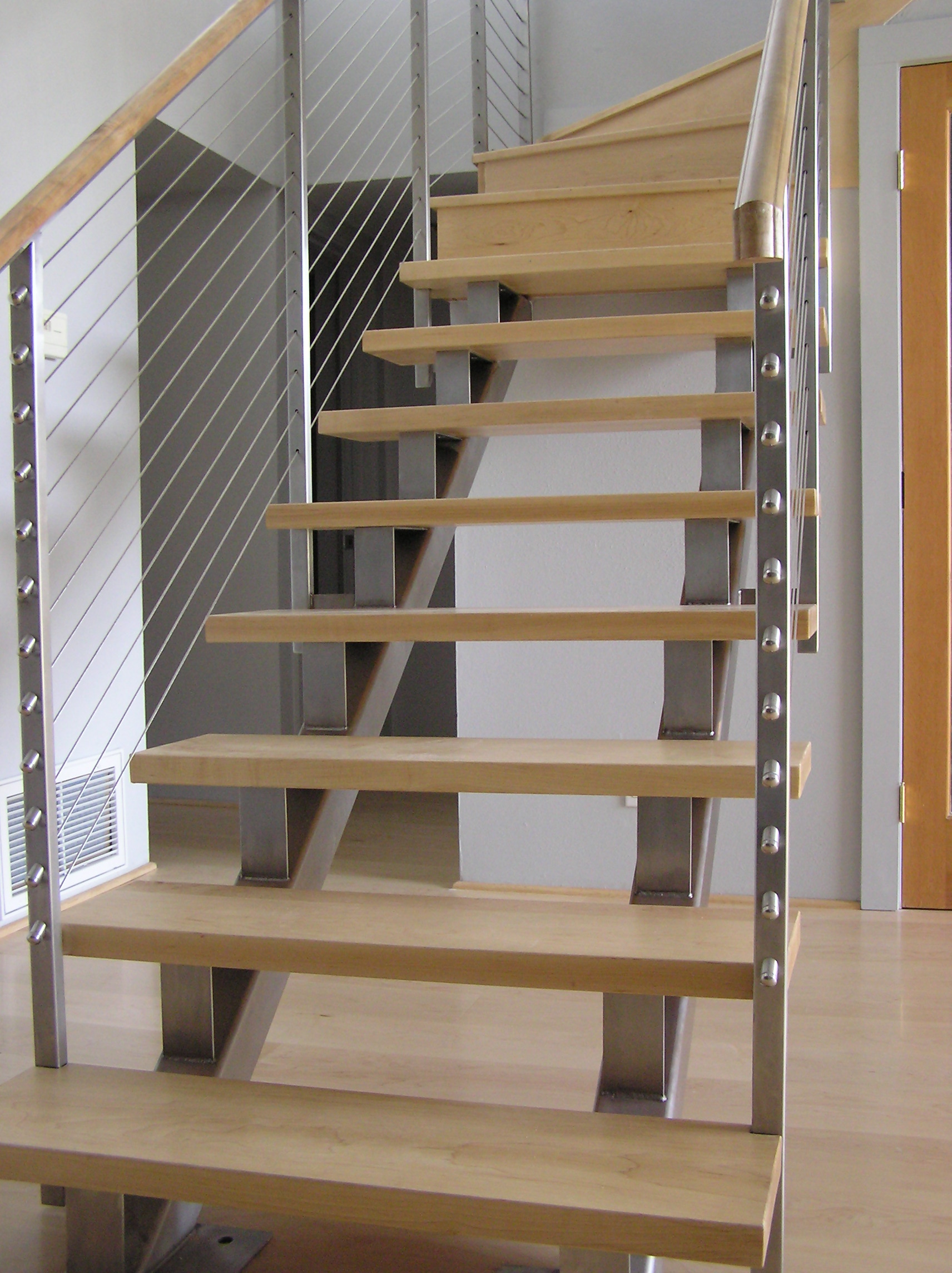 How To Build A Floating Staircase Joy Studio Design